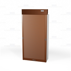 Roll Up Shelving Tambour Doors | Rolling Security Shutters |  SMS 89 079042TOP | Roll Down Doors | Pentagon Fileguard File Shelving Doors  | Rolling Shutters ...