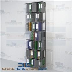 adjustable racking office document storage shelving 30. Black Bedroom Furniture Sets. Home Design Ideas
