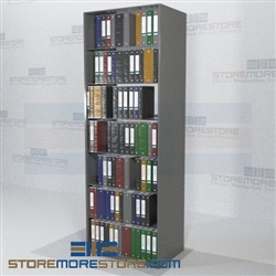 Medical Charts Filing Racks Workbook Records Shelving 7