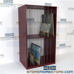 Vertical Art Storage Units Paintings Framed Artwork Racks