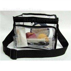 Correctional Officers Clear Lunch Box Security Compliance