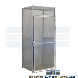 Condo Locker Storage Cages Apartment Residents Condominiums Tenants | Wire  Mesh Storage Lockers | 10 51 43 |Bulk Storage Lockers | Apartment Locker |  ...