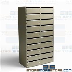 Locking Office Mail Slots Mailroom Vertical Locking Door
