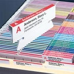 Smead Colorbar Viewables Refill Labels 64910 File